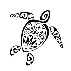 sea turtle tattoo