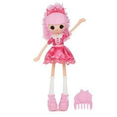 Lalaloopsy Girls Basic Pop - Jewel Sparkles