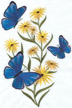 Machine Embroidery Designs at Embroidery Library! - Color Change - C3162
