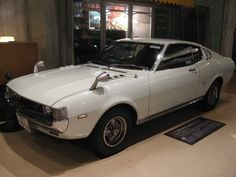 74Celica Gt, my 1st car minus the mirrors coming off the hood.