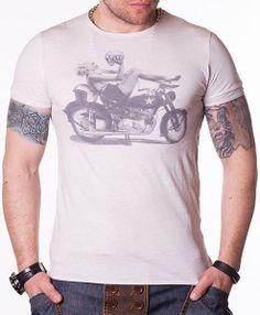 Tricou pentru barbati LABEL STAR 3 - gri - 69RON