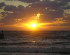 Sunrise to get the day going in Jupiter, Florida!