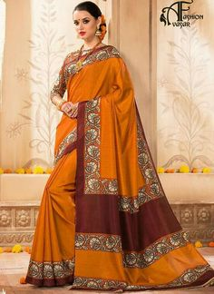 Very beautiful saree