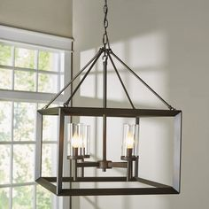 You'll love the Kendall 4-Light Candle Chandelier at Joss & Main - With Great Deals on all products and Free Shipping on most stuff, even the big stuff.