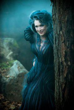 La Bruja (Meryl Streep) - Into the Woods (2014)