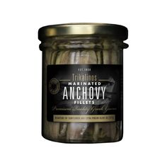 Marinated Anchovy Fillets 200g - The Food Market
