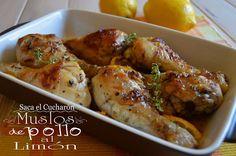 Con esta receta vamos a poder preparar una rica carne de pollo con un sabor delicioso gracias a los aromas que aporta el limón. Es una receta muy sencilla y ver