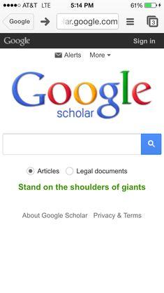 Scholar essays