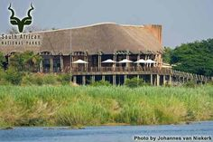 KNP - Lower Sabie - View From Bridge