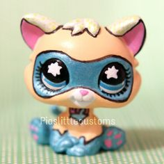 Comic Con Superhero cat inspired kitten by pia-chu on DeviantArt