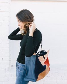 Introducing #CVAmbassador @amelia_champion with her patchwork simple tote 🔥