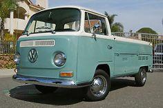 1968 Volkswagen Bus Transporter