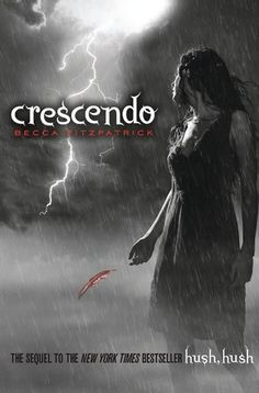 Crescendo (Hush, Hush #2) by Becca Fitzpatrick