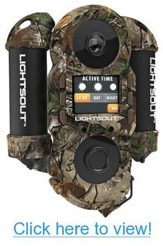 Wildgame Innovations Crush 8 Lightsout Trail Camera