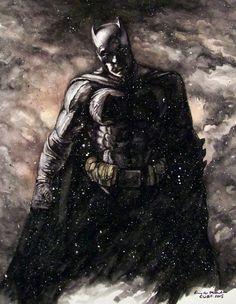 """Batman """"Urban Legend"""" by Eric W. Meador"""