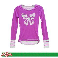 Para #brillar entre la multitud, solo necesitas una fabulosa #Camiseta 3er.Piso #Niñas #Navidad