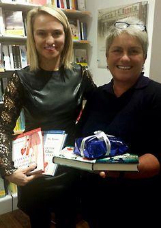 Due mie passioni #scarpe&libri con @BeaBuozzi  #ilclubdeitacchiaspillo