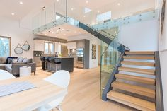 Passive House, Spring 2016, Building A House, Stairs, Loft, Bed, Furniture, Design, Home Decor