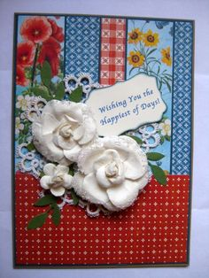 Home Sweet Home Birthday Card