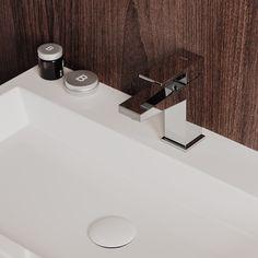 Bateria umywalkowa Omnires Fresh w kolorze chrom połysk. ---------------------- #omnires #omniresinspiacje #polskamarka #aranżacjawnętrz #bateria #projektowaniewnetrz #faucet #architekturawnętrz #baterialazienkowa #budowadomu #interiordesign #interiordecor #aranzacjawnetrz #aranżacja #bathroominspiration Floating Nightstand, Sink, Blog, Furniture, Home Decor, Floating Headboard, Sink Tops, Vessel Sink, Decoration Home