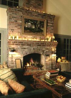 Living Room Built In Painted Slate Gray Bookshelves Color Scheme