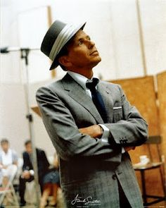 I know I have probably pinned this twenty times, but look at the man. Seriously that is how a man should look...always.    FRANK SINATRA 1956