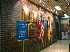Police station inside Penn Station by essexjan, via Flickr