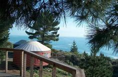 Building Mom's Yurt - A Blog: Top 5 Places to Stay in a Yurt