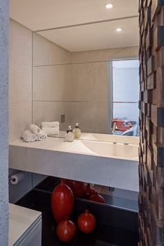Apartment 210, Project by 1:1 arquitetura:design, foto by Haruo Mikami, www.umaum-arquitetura.com