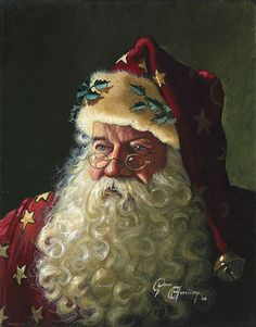 Father Christmas - Dean Morrissey