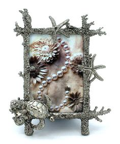 Look what I found on #zulily! Sea Turtle Coral Reef Frame #zulilyfinds