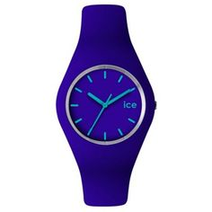 Ice Unisex watch violet- new watch for day use and sports!