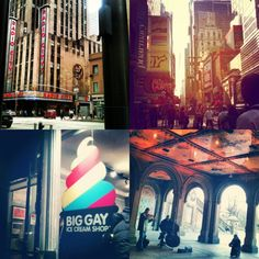 new york city ta-da! list;