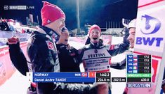"""why you should watch ski jumping """"soo as you might know, the winter olympics are approaching fast and what better time to get into the wonderful sport that is ski jumping than RIGHT NOW? Ski Jumping, Winter Olympics, Norway, Skiing, Baseball Cards, Watch, Sports, Winter Olympic Games, Ski"""