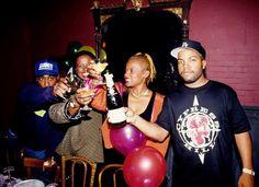 Pac, YoYo & Cube.