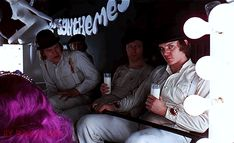 An amazing collection of Stanley Kubrick cinemagraph GIFs taken from The Shining, Clockwork Orange, A Space Odyssey, and more! Stanley Kubrick, Movie Gifs, Movie Tv, Iconic Movies, Good Movies, Awesome Movies, Warren Clarke, A Clockwork Orange, Bon Film