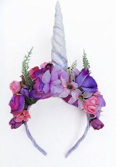 Cuerno de unicornio para disfraz de unicornio. por saravah en Etsy