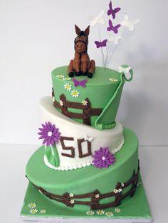 Ein Pferd zum Geburtstag