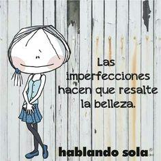 Las imperfecciones hacen que resalte la belleza #anaymiguelweb