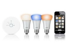 The Philips Hue Connected Bulb system lets you wirelessly control the color and intensity of your home or office lighting, and while its undeniably cool, the cost of entry could preclude many.