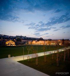 Parque Verde do Mondego - Entrada Poente