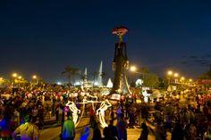 Festival de las Calaveras, Aguascalientes. Festival of Skull, #Aguascalientes #Mexico.