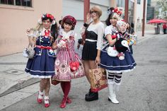 They Are Wearing: Hello Kitty Con - Slideshow