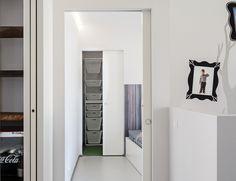 Vaatehuoneet, Syntesis Line - Eclisse Pocket Door -liukuovijärjestelmä