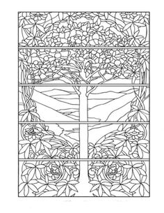 Welcome to Dover Publications Tiffany Designs Stained Glass ...
