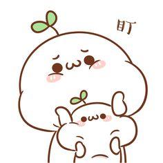 Cute Disney Wallpaper, Kawaii Wallpaper, Cute Cartoon Wallpapers, Cat Face Drawing, Kawaii Illustration, Cute Cartoon Drawings, Cute Emoji, Kawaii Cute, Kawaii Bunny
