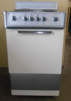 Appliance City - ADMIRAL ELECTRIC RANGE ALMOND , $250.00 (http://www ...