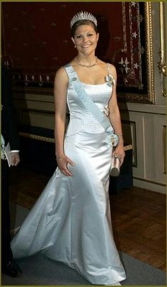 Crown princess victoria: