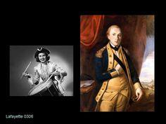 Marquis de Lafayette__Astounding Patriot of The American Revolution
