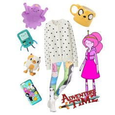 Adventure time set ♡